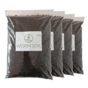 Worm Soil 10L Vermicast