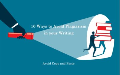 10 Ways To Avoid Plagiarism In Writing