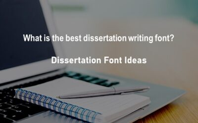 7 Best Dissertation Writing Fonts – Find the best font for dissertation