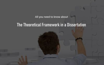 What is a theoretical framework in Dissertation? – Structure, Format & More