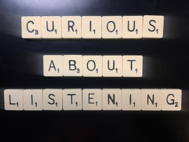 Curious About Listening
