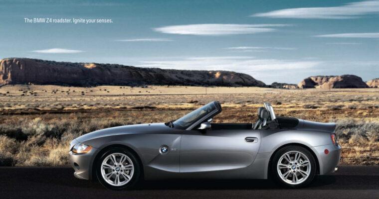 BMW Z4 ROADSTER (E85) & COUPÉ (E86): EL MEJOR Z4 HASTA LA FECHA