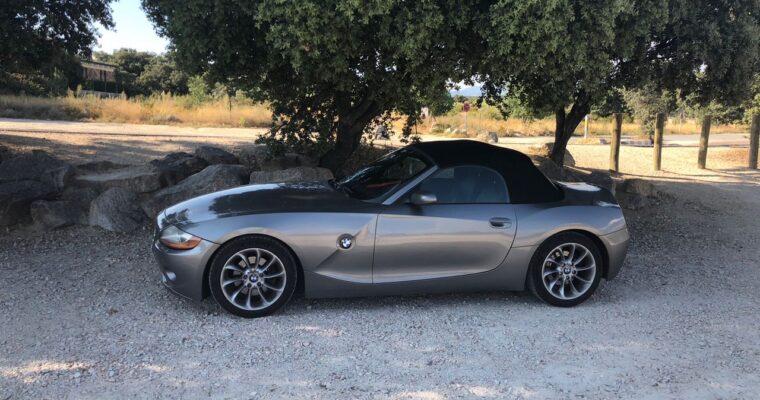 Las mejoras: BMW Z4 3.0i E85 Roadster