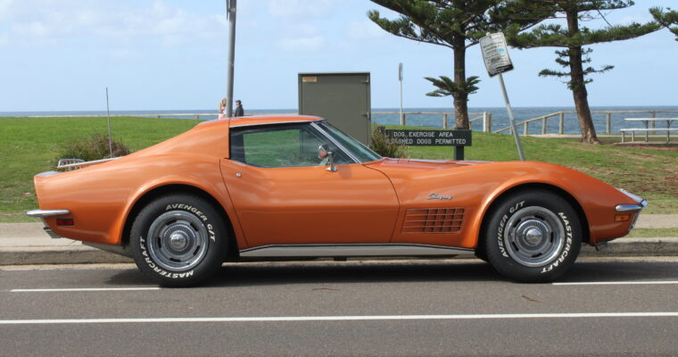 CORVETTE C3: EL PRIMER «STINGRAY»