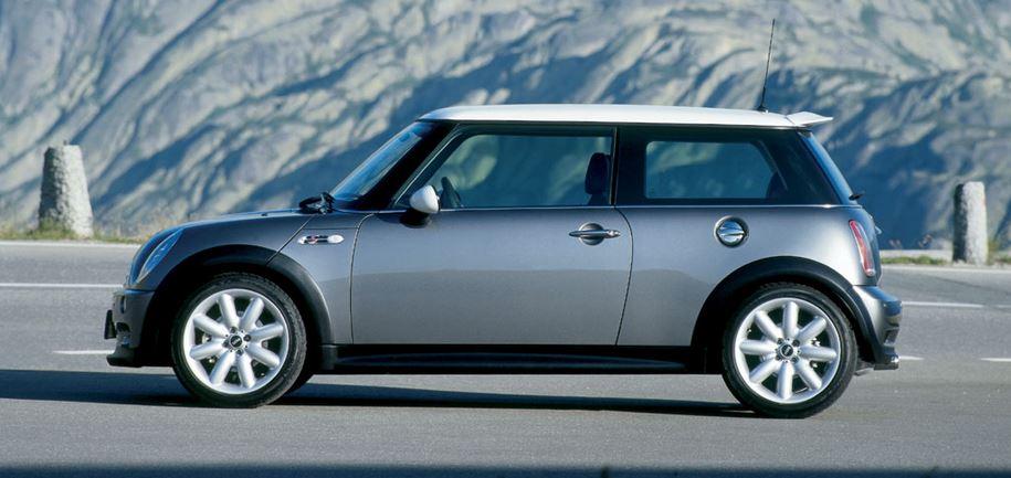 Proyecto Mini 2000: El primer MINI de BMW (R50-53)