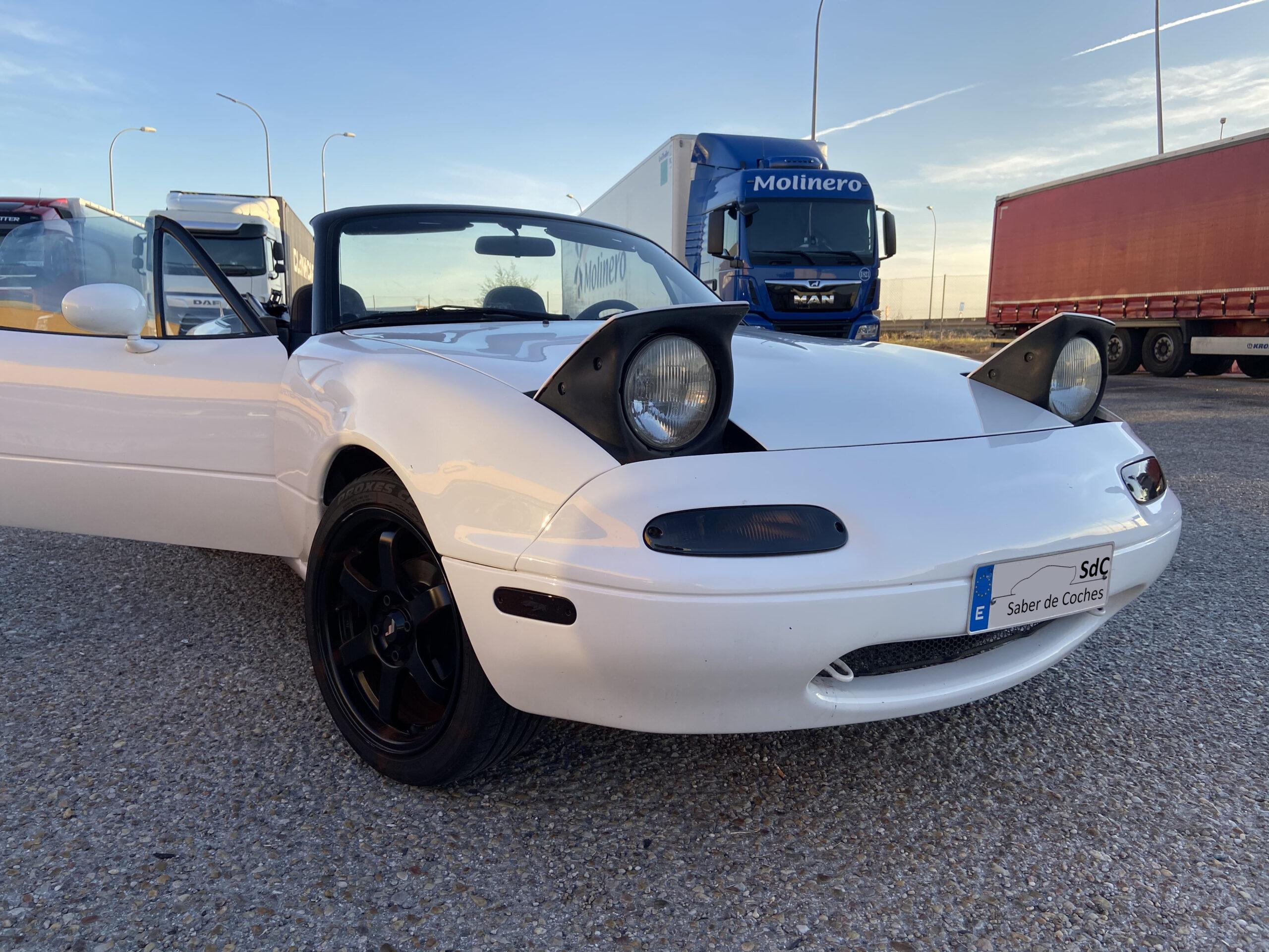 PRUEBA: Mazda MX-5 NA 1.6 (1992)