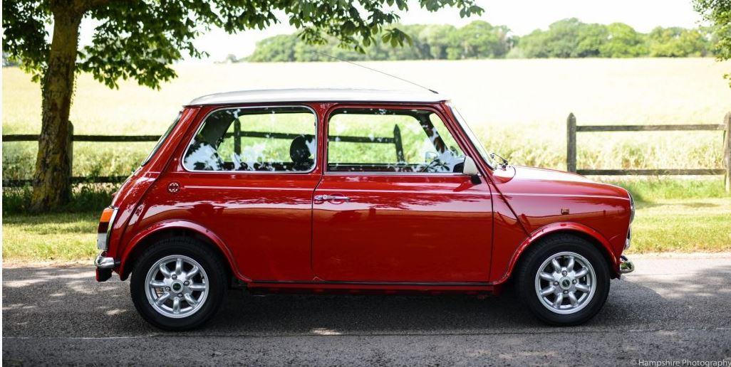 Morris Mini-Minor: el primer MINI y el primer sleeper de la historia