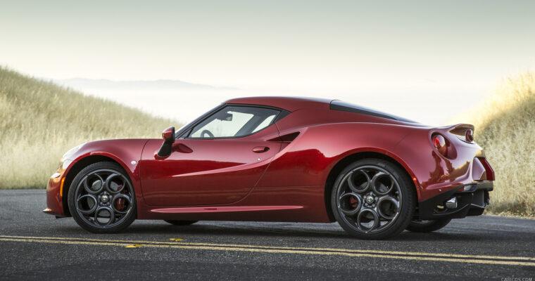 Alfa Romeo 4C: el Alfa más ligero de la historia