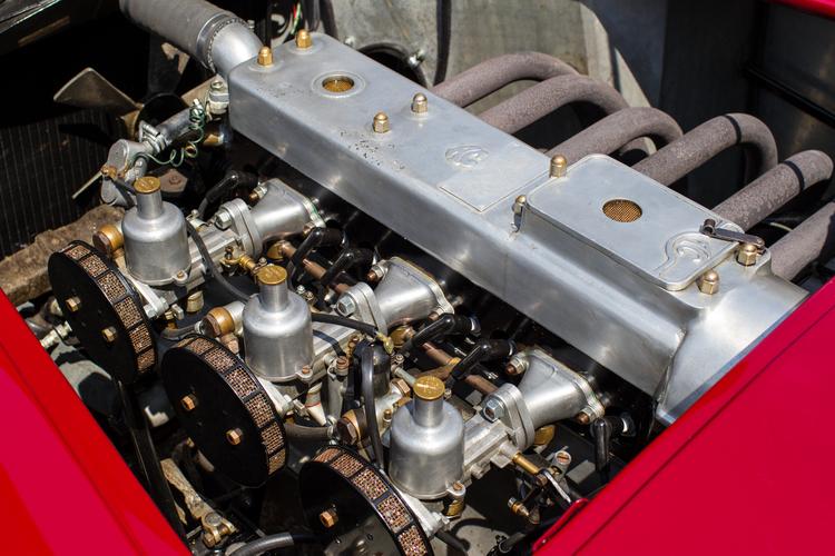 AC Ace (1953-1962). Motor Bristol