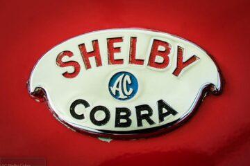 El primero de todos tras decidirse Shelby por el nombre del coche