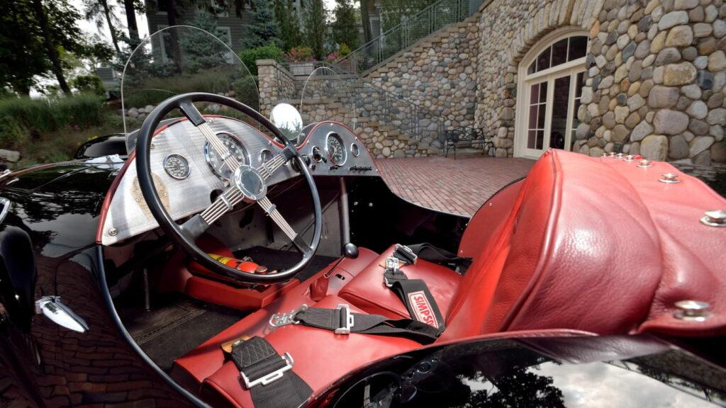 Allard-J2-Car-Interior