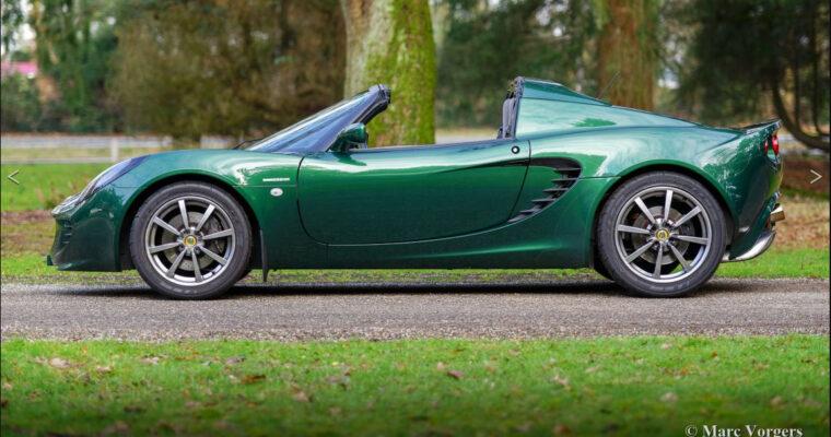 Lotus Elise S2: la 2ª generación del ligerísimo deportivo inglés
