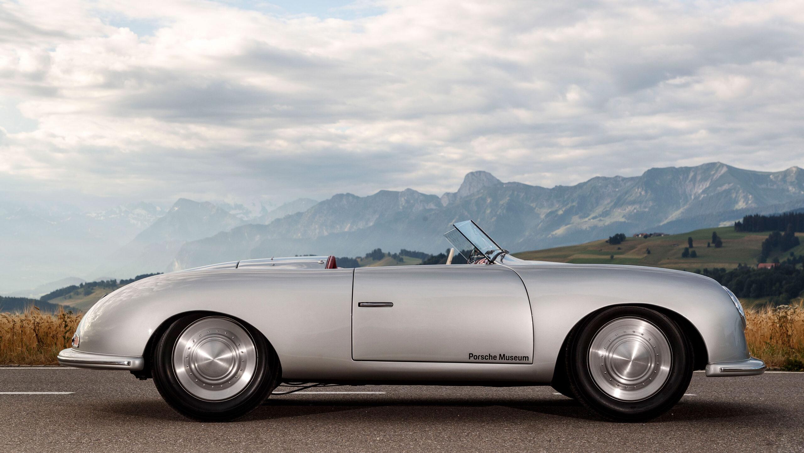 Porsche 356: El primero
