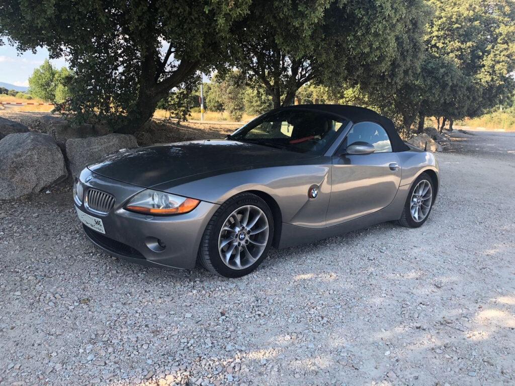 BMW Z4 E85 3.0i _SdC