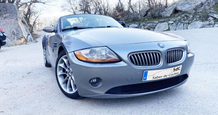 PRUEBA: BMW Z4 3.0i (E85). 231CV para despeinarse…¿todos los días?