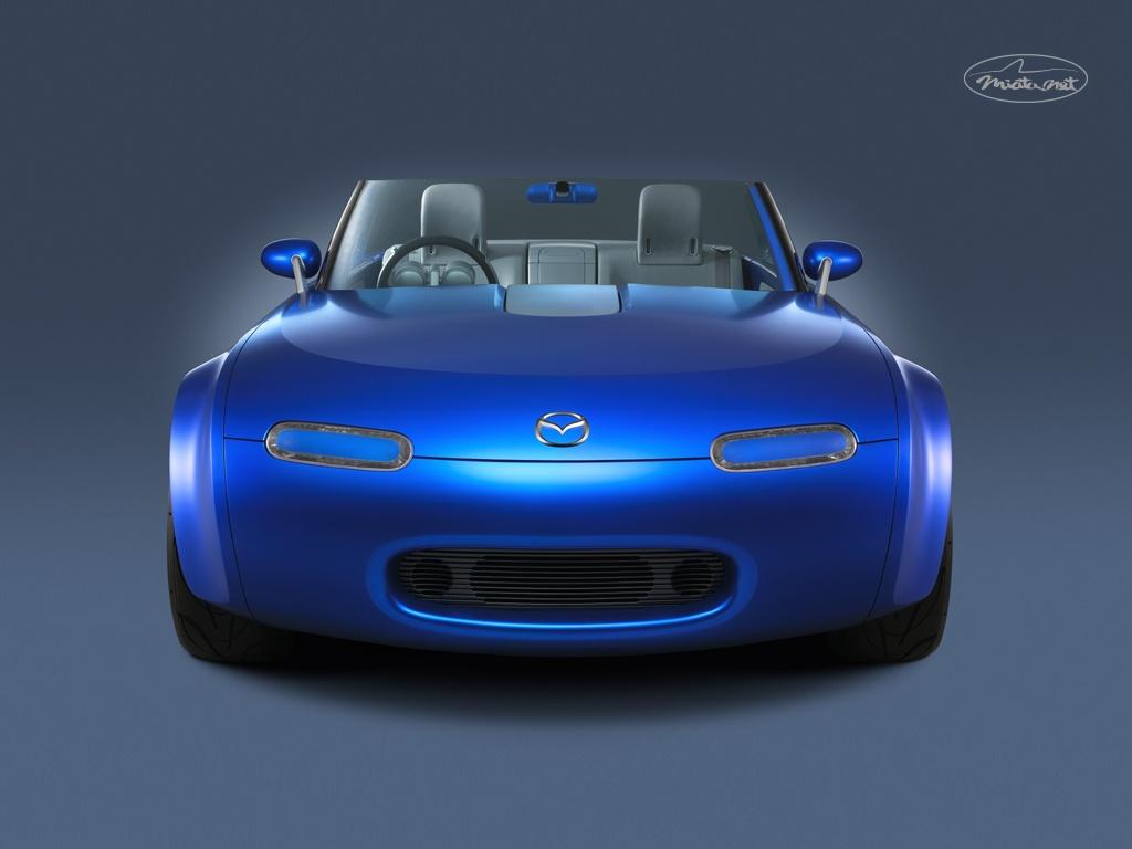 Mazda Ibuki Front Delantera