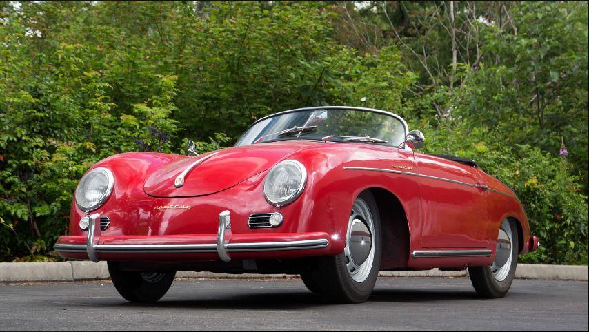 Porsche 356 Pre-A 1954
