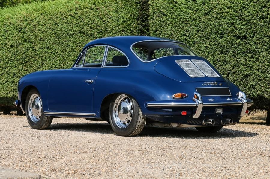 Porsche 356C 2000 GS Carrera 2 1963_3