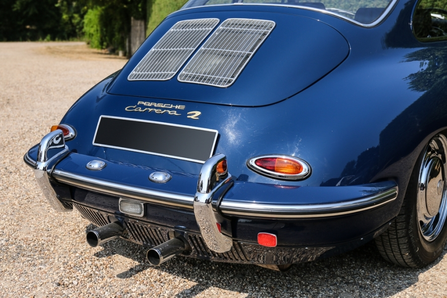 Porsche 356C 2000 GS Carrera 2 1963_4