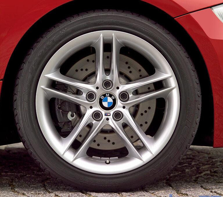 Z4 M brakes
