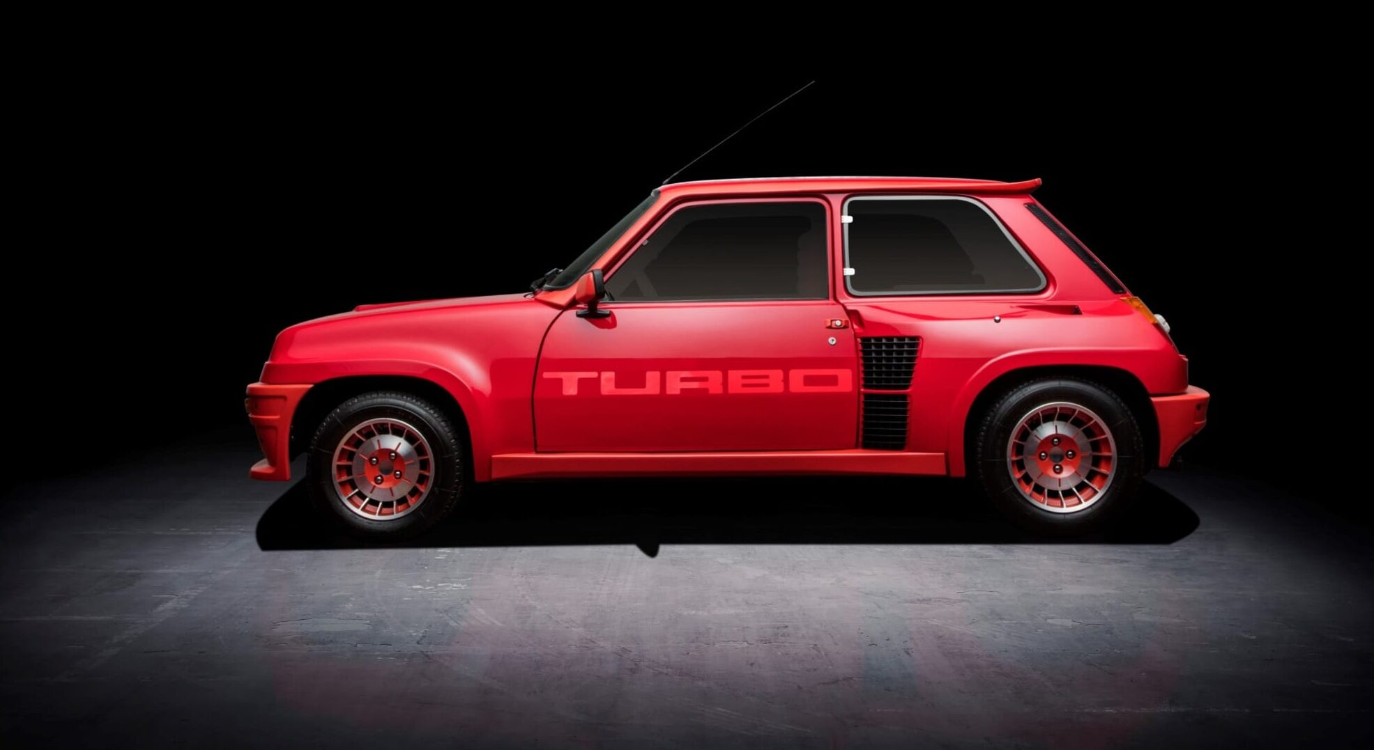 Renault 5 Turbo: la mejor locura francesa