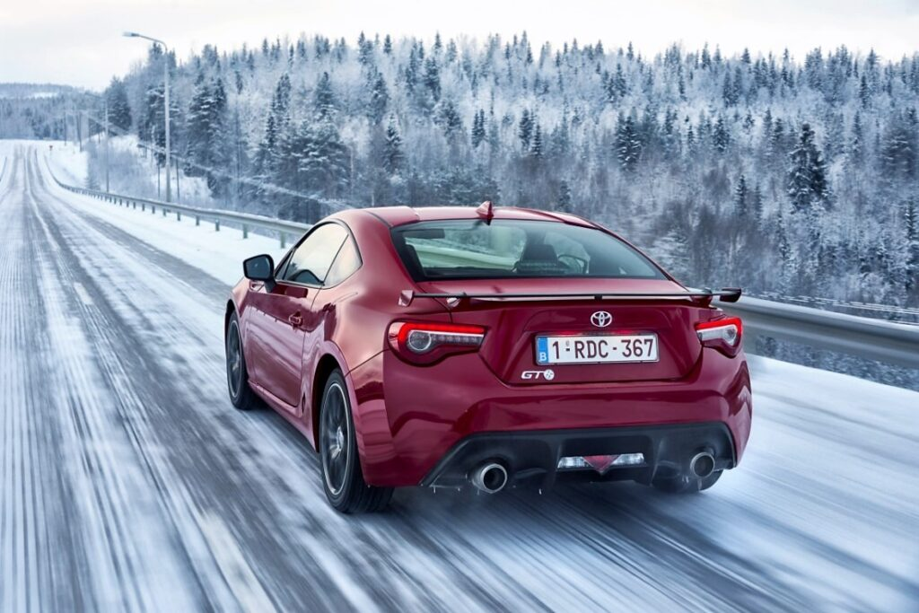 09 Toyota GT86 Restyling 2017