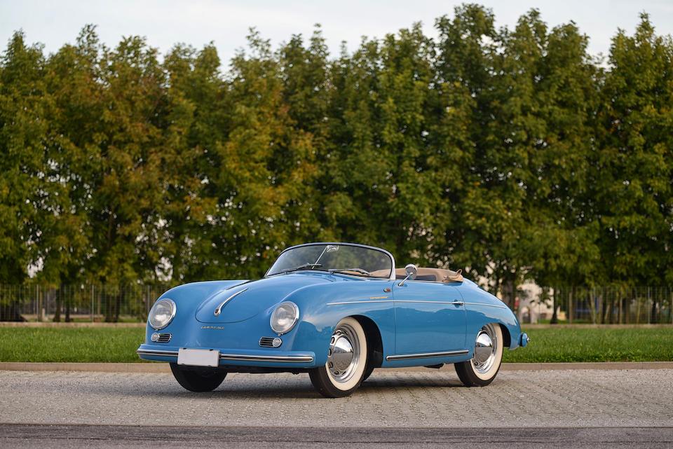 Porsche 356 Pre-A Speedster 1954_0_0