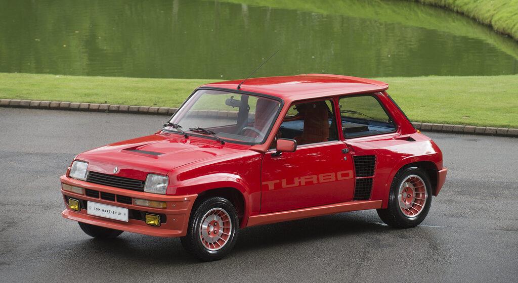 Renault R5 Turbo 1 de Enzo Ferrari