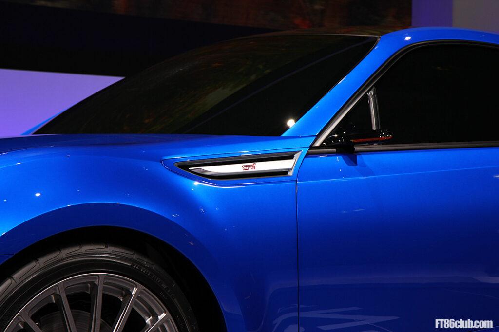 Subaru BRZ STI Concept 2011 Los Angeles Salon Motorshow_6
