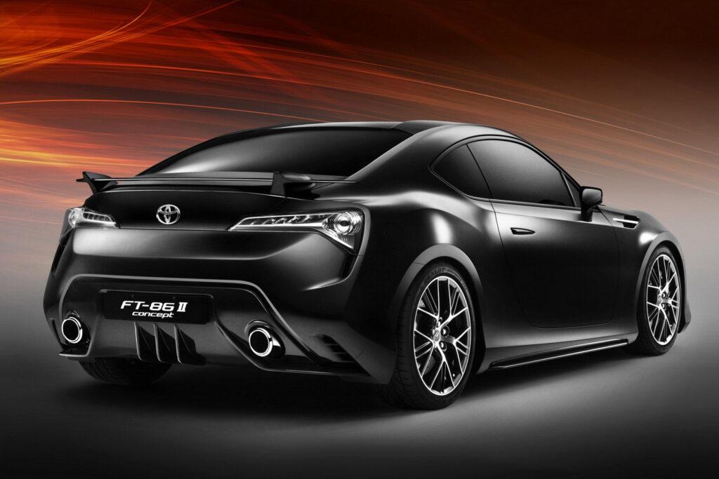 Toyota FT-86 Concept II 2011_2