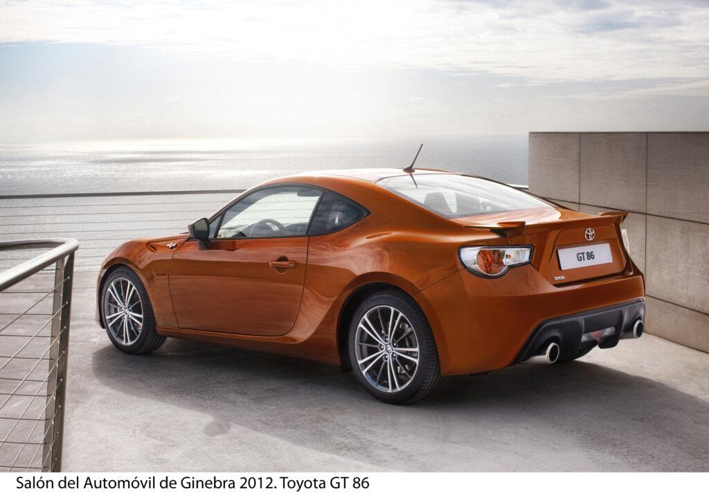 Toyota GT86_Presentation 2012_1