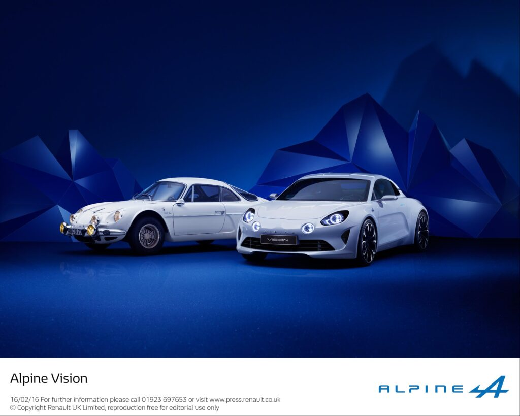 Alpine Vision Show Car_0