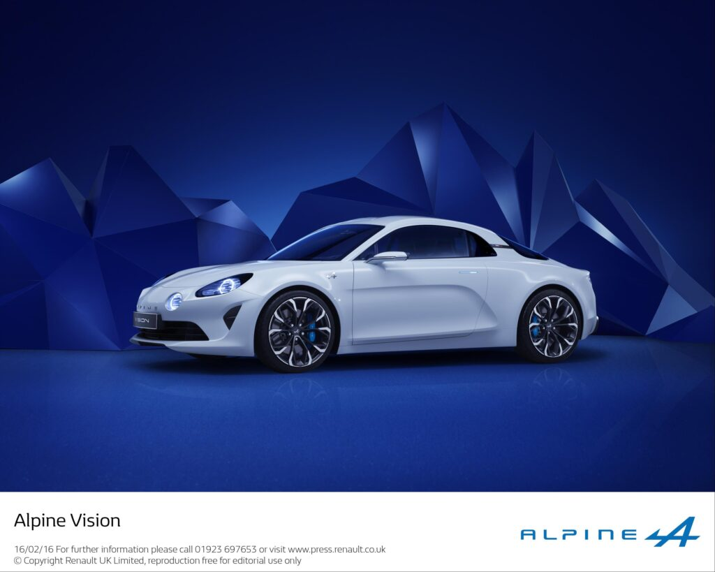 Alpine Vision Show Car_0_1