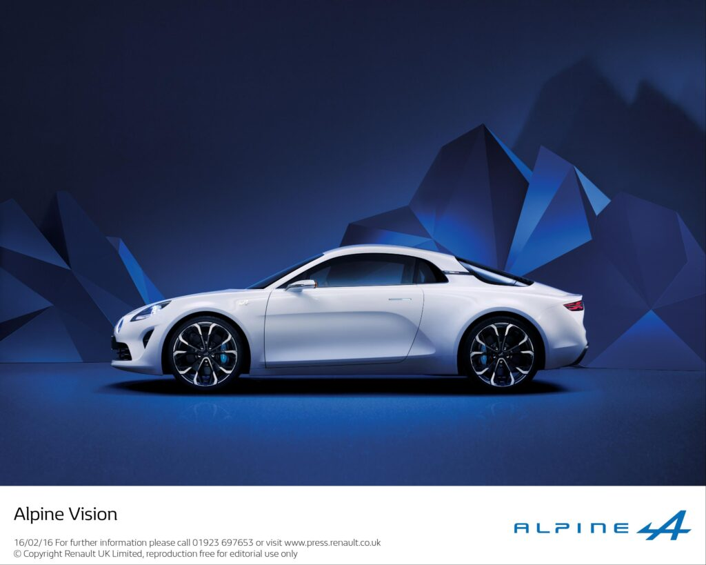 Alpine Vision Show Car_1