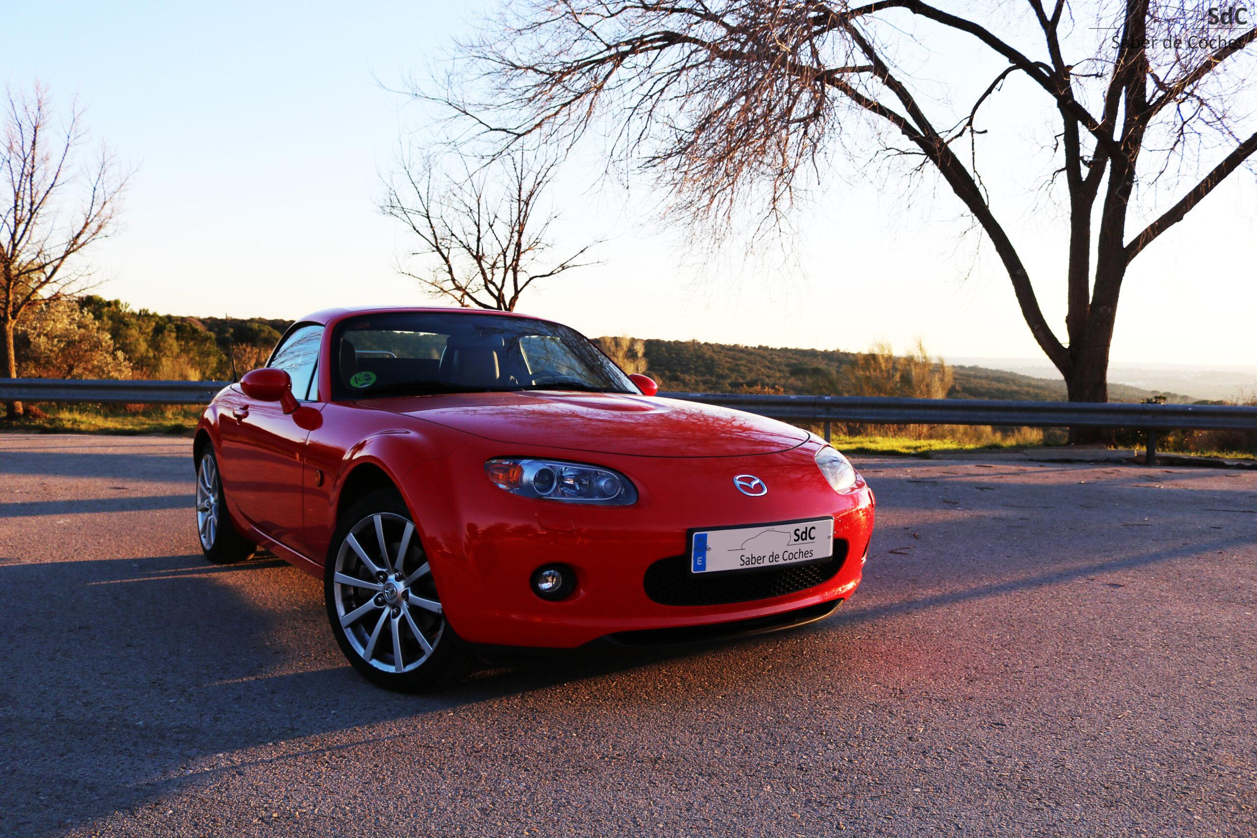 PRUEBA: Mazda MX-5 NC 2.0 (2008)
