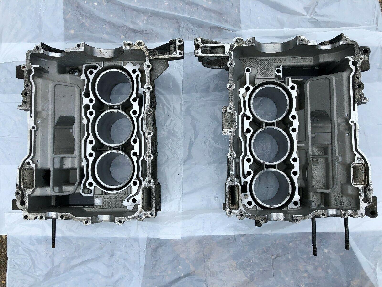 Bloques motor refrigerados por agua, Porsche 911/996 Carrera