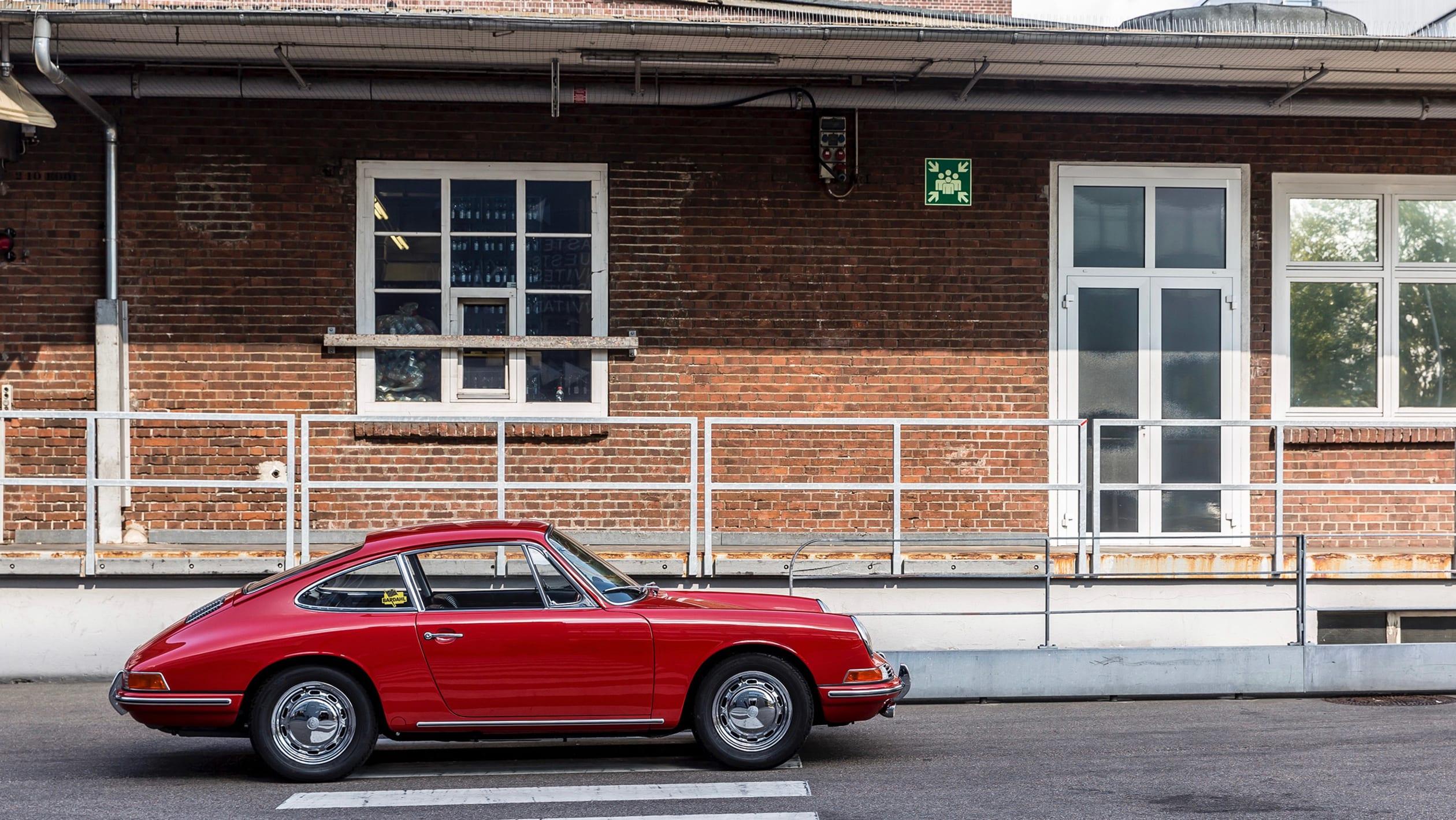 Porsche 911 first built (one of)
