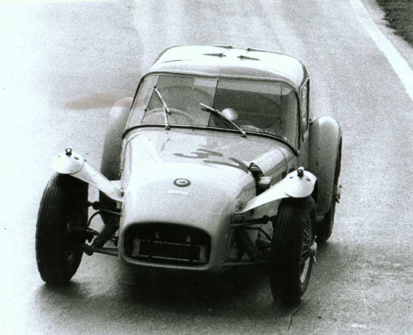 Lotus Seven S1 Gullwing Doors for GT Races_1