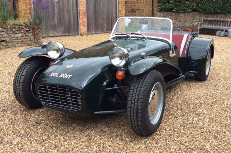 Lotus Seven S3 Twin Cam SS_0