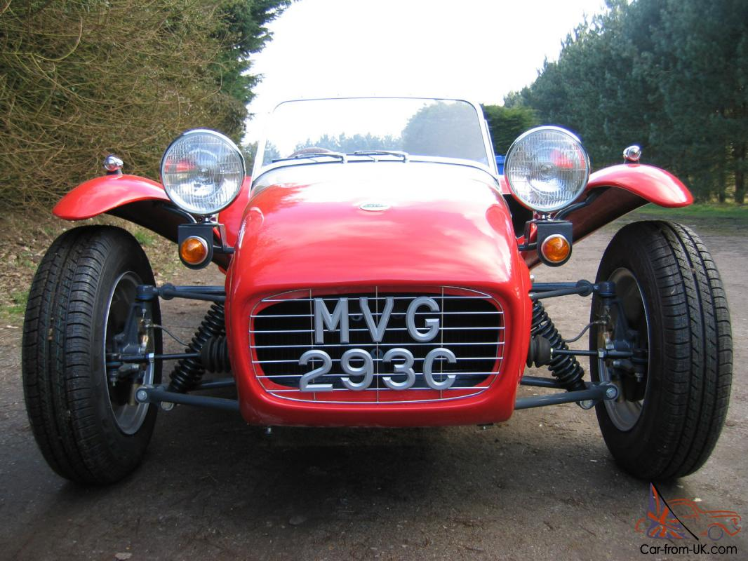 Lotus Super Seven S2 1965_0