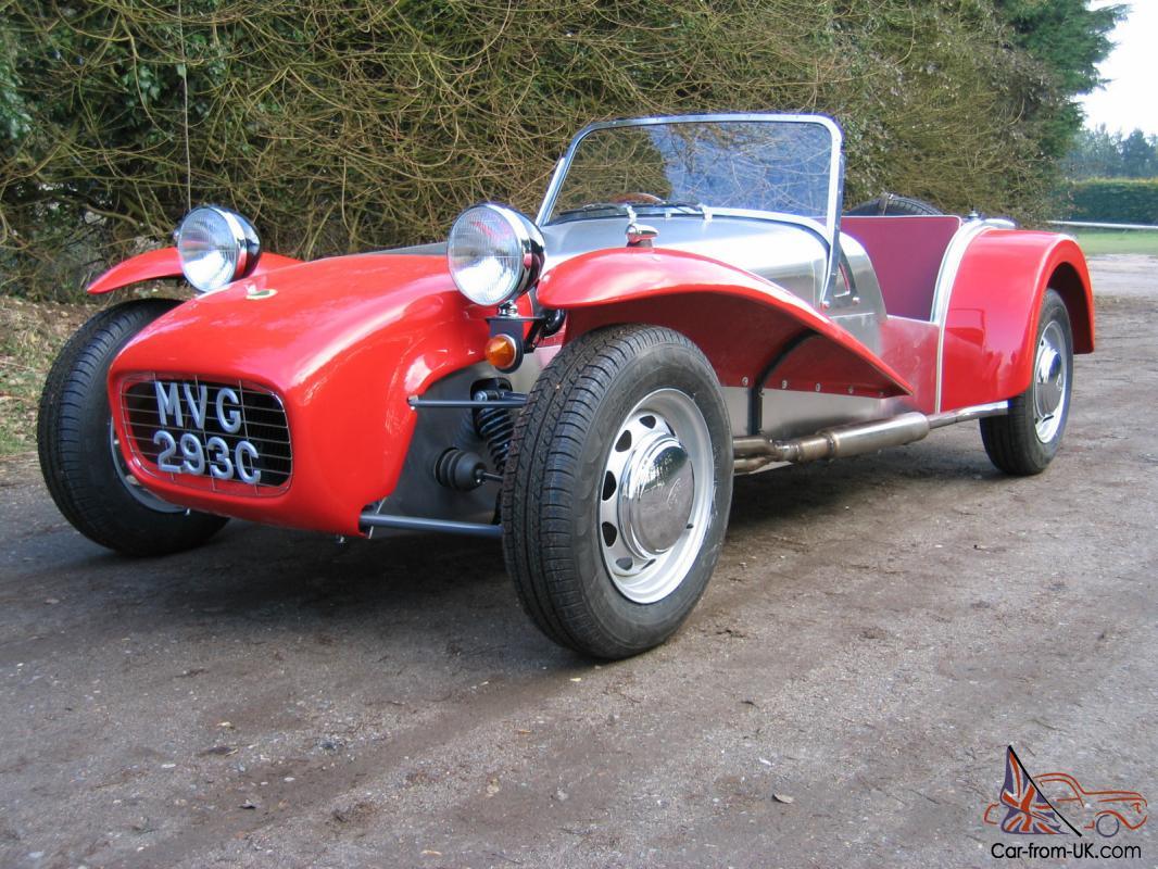 Lotus Super Seven S2 1965_1