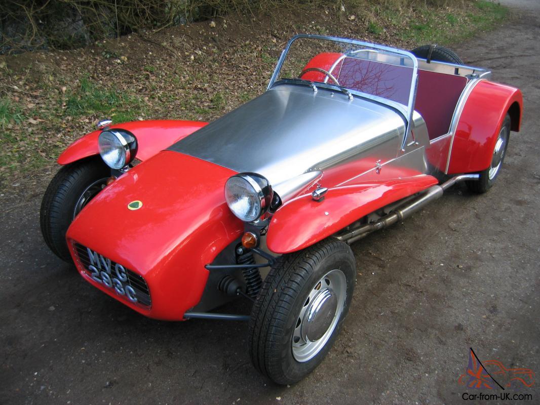 Lotus Super Seven S2 1965_2