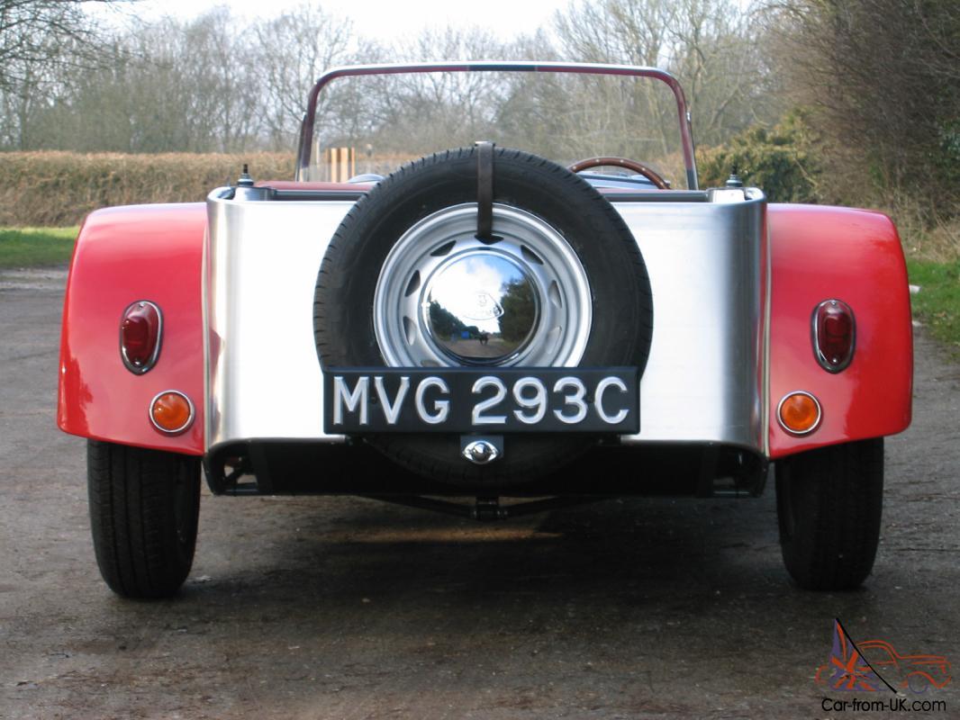 Lotus Super Seven S2 1965_3