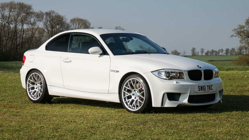 BMW-1M-Coupé
