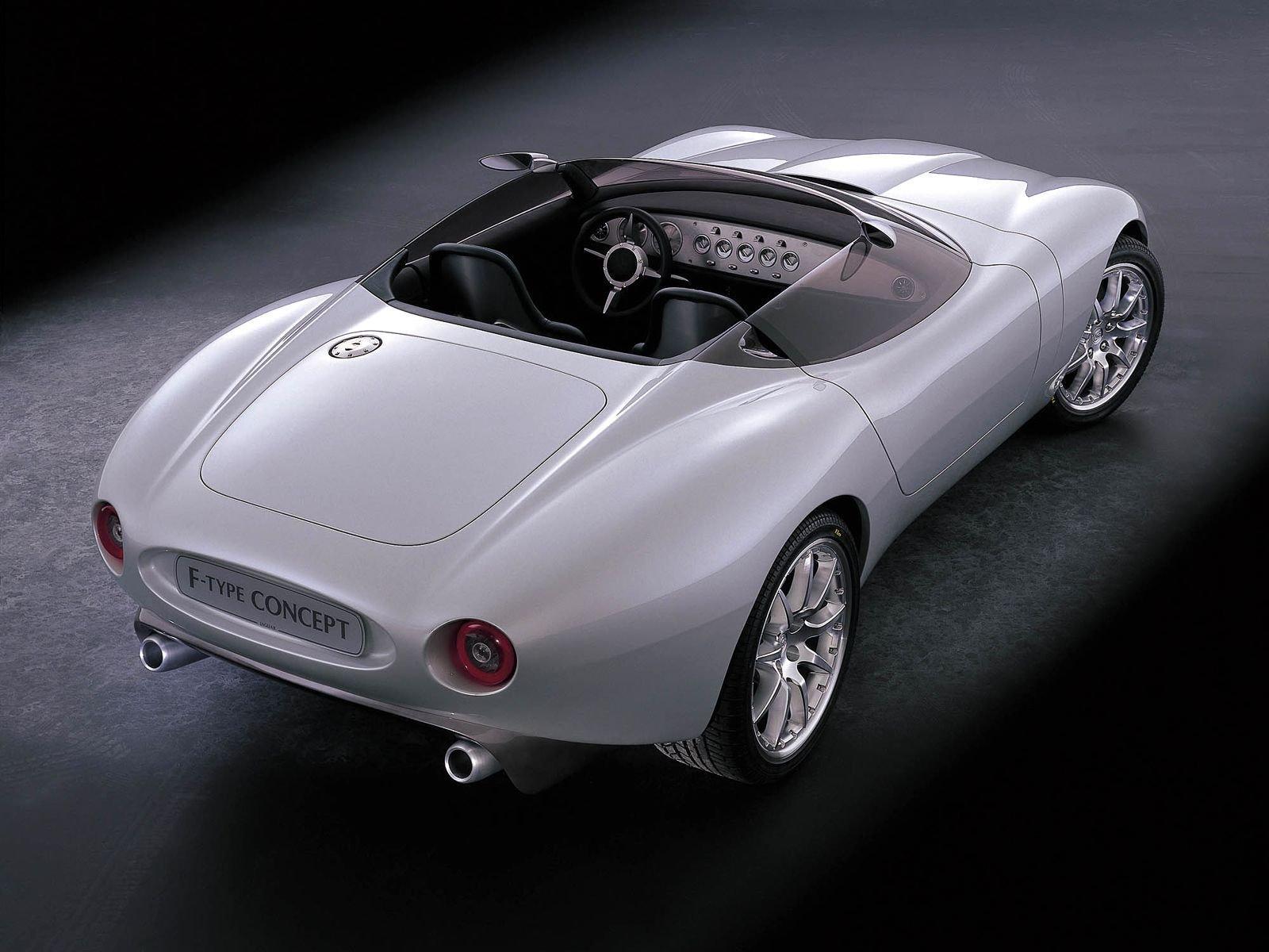 F-Type Concept 2000_2