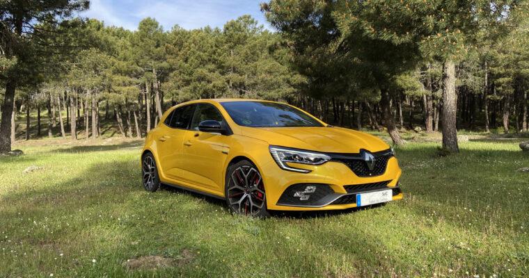 Prueba: Renault Megane R.S. Trophy (2020)