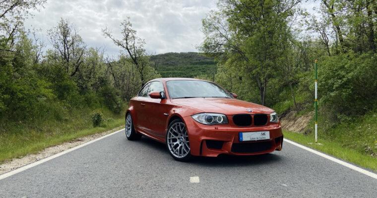 PRUEBA: BMW 1M Coupé (2012)