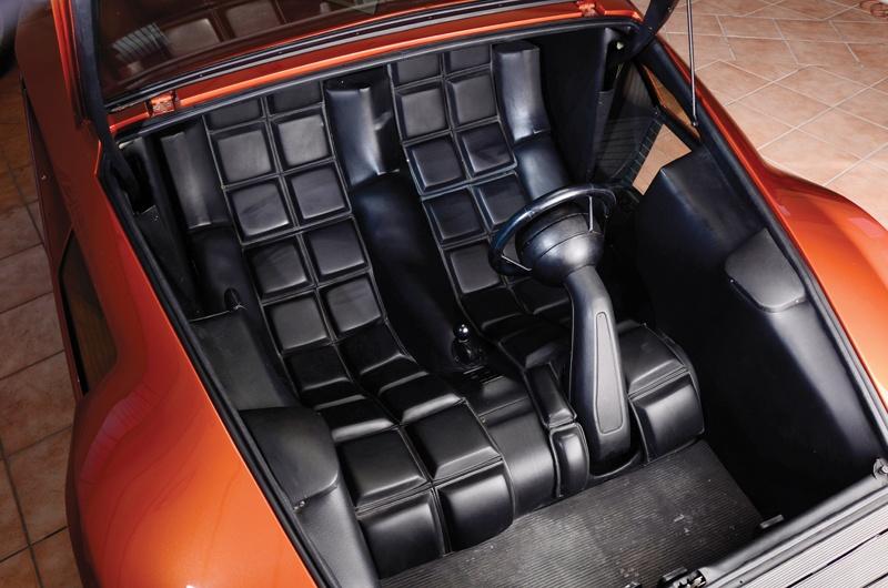 Lancia Stratos ZERO_Interior2