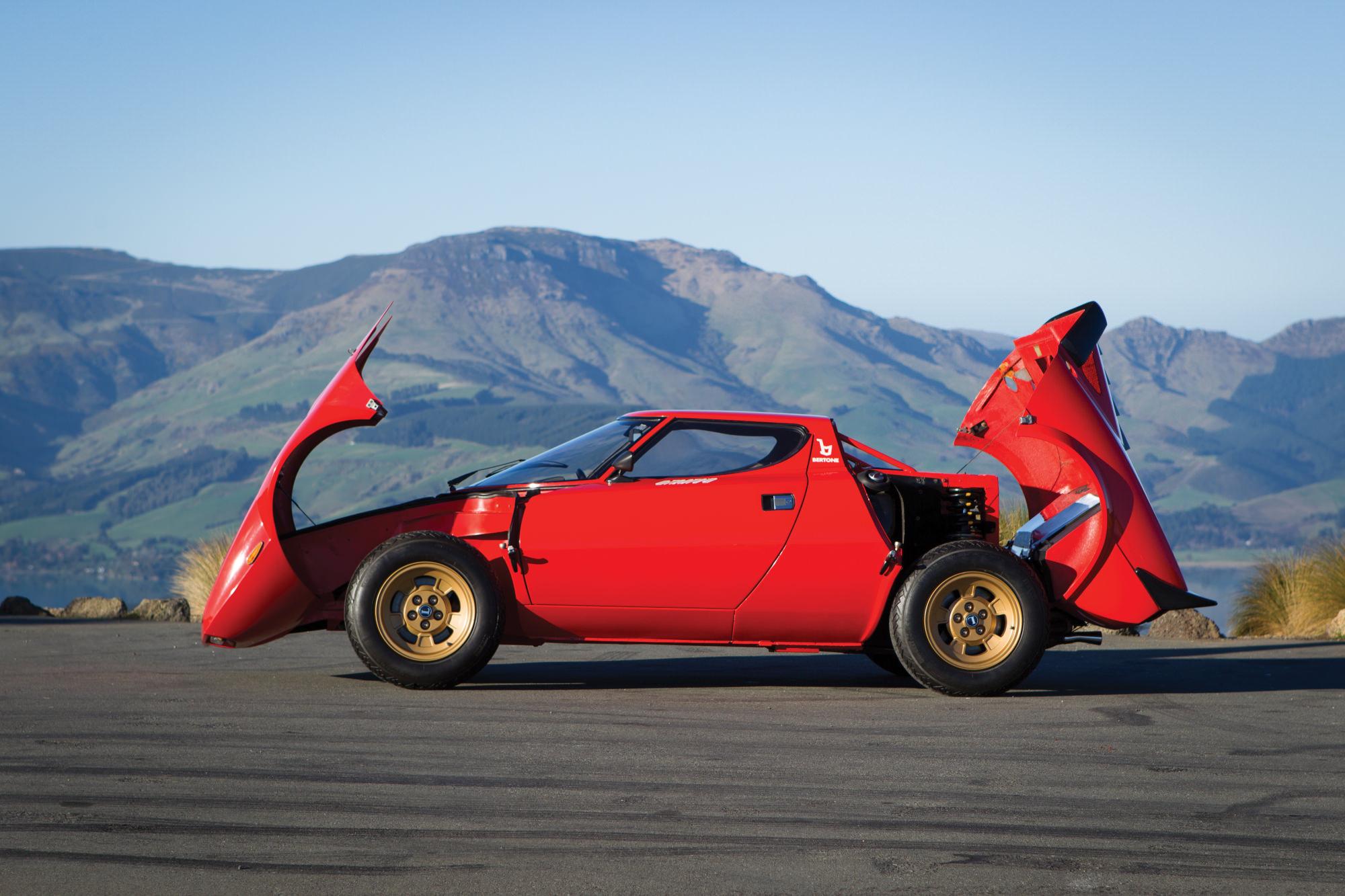 Lancia Stratos: La auténtica Reina de los Rallies