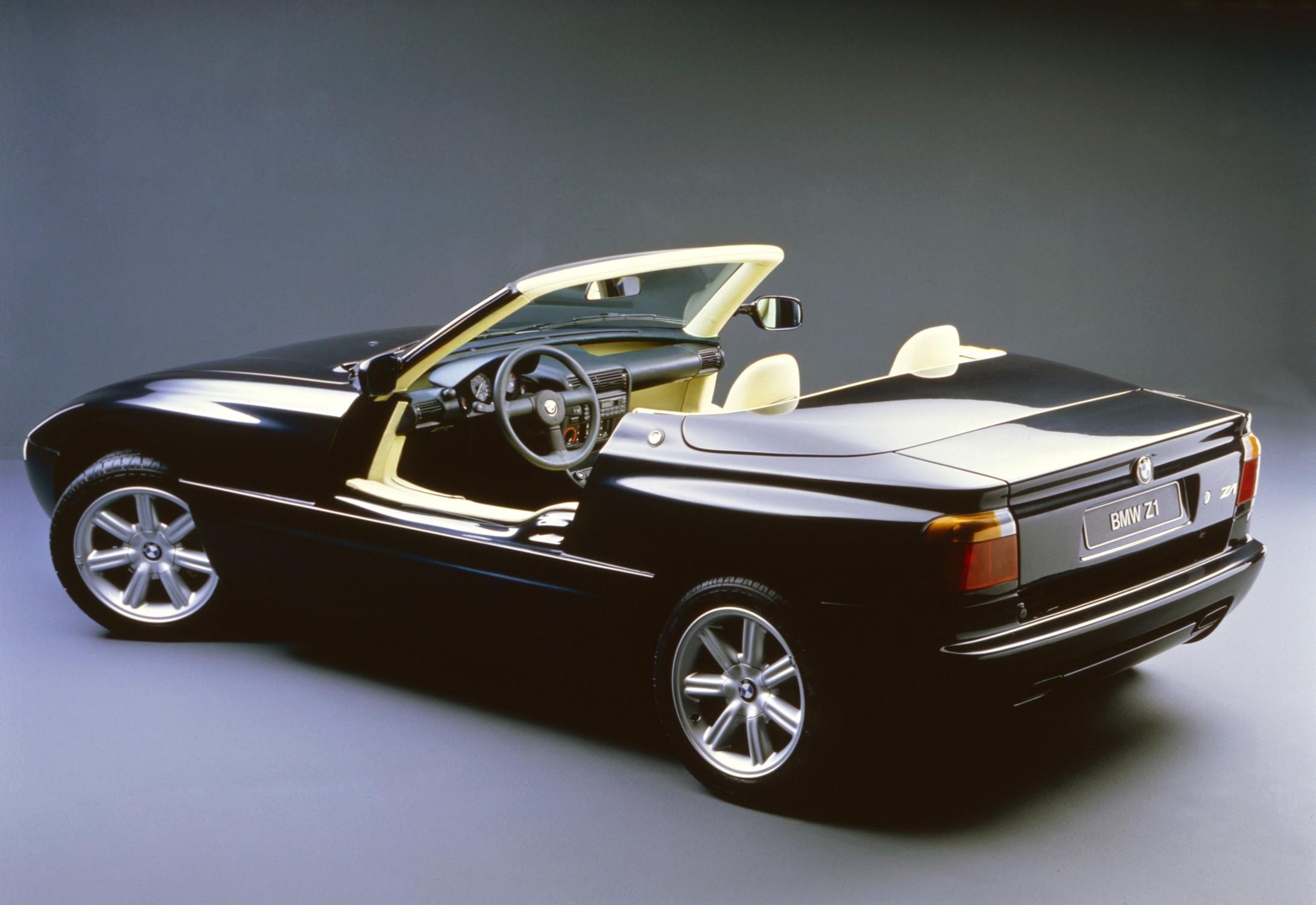 BMW Z1 Rear